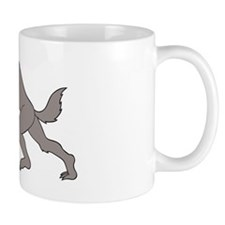 Big Bad Wolf Running Mug