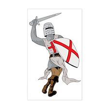 Crusader Decal