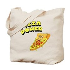 Pizza Power Tote Bag