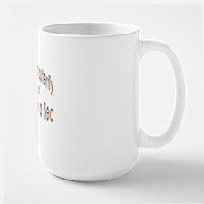 Sting Like A Butterfly Large Mug