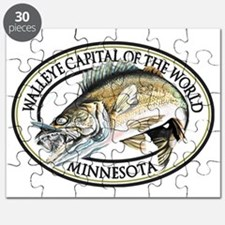 Walleye Capital of the World Puzzle