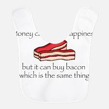 Bacon Money Bib