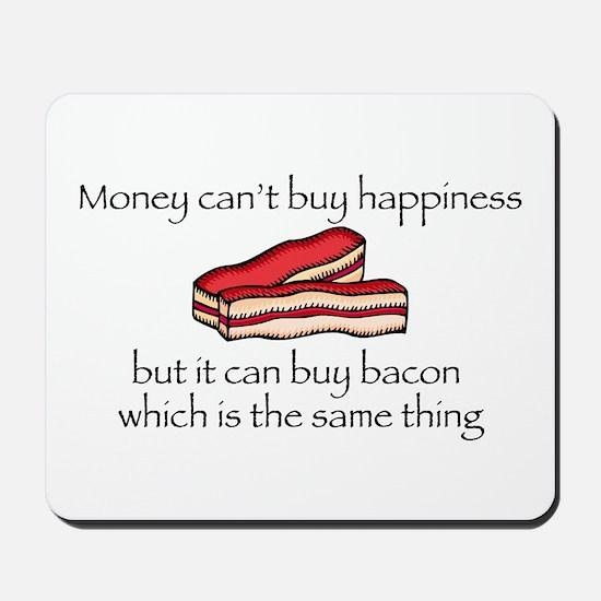 Bacon Money Mousepad