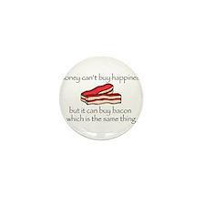 Bacon Money Mini Button (100 pack)
