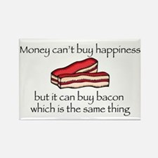 Bacon Money Magnets