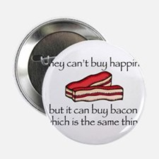 """Bacon Money 2.25"""" Button (10 pack)"""