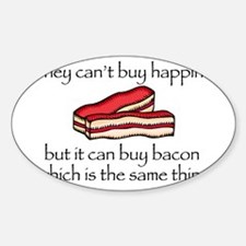 Bacon Money Decal