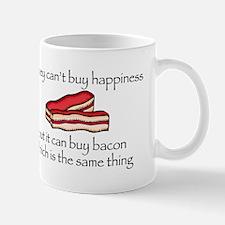 Bacon Money Mugs