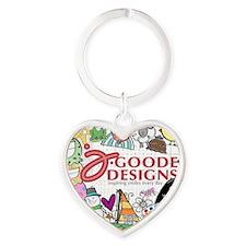 jgoode 2013 Heart Keychain