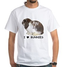 """I love bunnies 1"" Shirt"