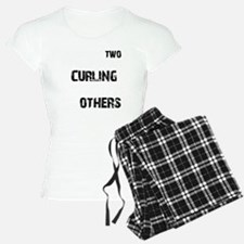 Curling designs Pajamas