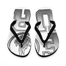FOUR Dauntless Flip Flops