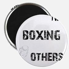 Boxing designs Magnet