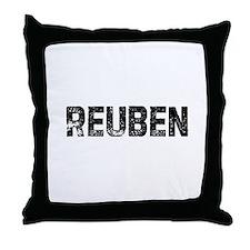 Reuben Throw Pillow