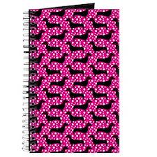 Pink Polka Doxies Journal