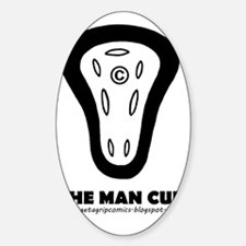 The Man Cup Decal