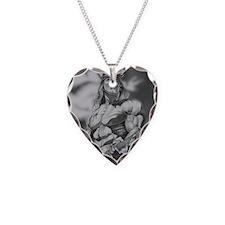 Conan The Barbarian Necklace Heart Charm