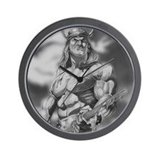 Conan The Barbarian Wall Clock