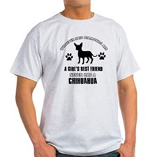 Chihuahua Mommy Designs T-Shirt