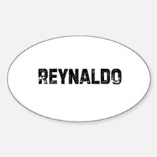Reynaldo Oval Decal