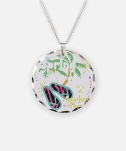 Spring Break Southern Thang Necklace