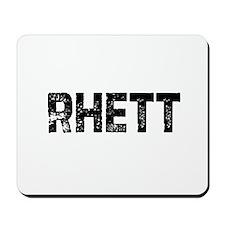 Rhett Mousepad