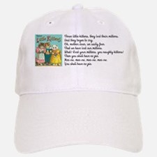Three Little Kittens Baseball Baseball Cap