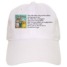 Three Little Kittens Baseball Cap