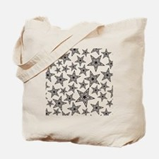 Triple Star Paulie D Tote Bag
