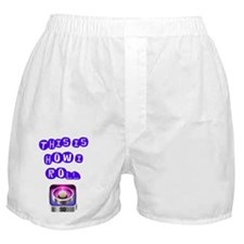 This Is How I Roll Skeeball Game Boxer Shorts