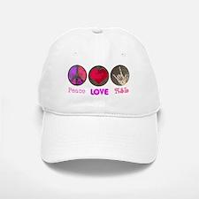 I love you - ASL Baseball Baseball Cap