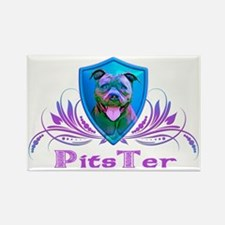 Pitster Rectangle Magnet