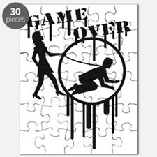 game_over_graffiti_stamp Puzzle
