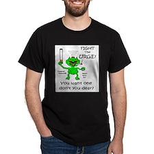 FIGHT THE URGE TO SMOKE! T-Shirt