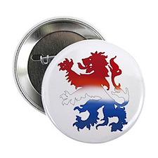 """Dutch Lion 2.25"""" Button"""