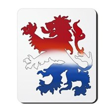 Dutch Lion Mousepad