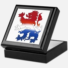 Dutch Lion Keepsake Box