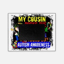 D Cousin Rocks The Spectrum Autism Picture Frame