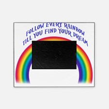 Follow Every Rainbow Picture Frame