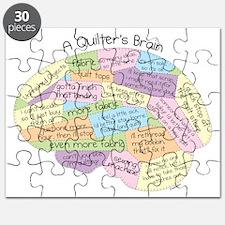 Quilters Brain Puzzle