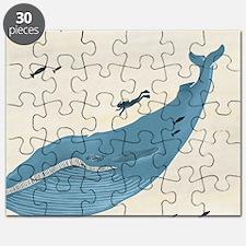 Blue Whale Puzzle