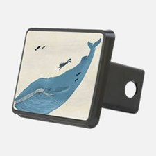 Blue Whale Hitch Cover