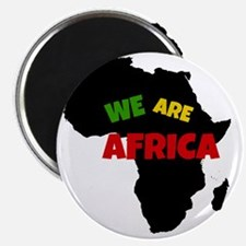WE ARE AFRICA Magnet