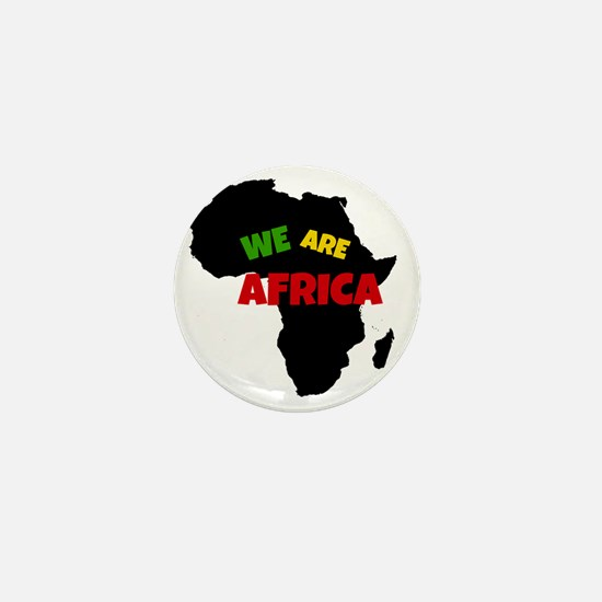 WE ARE AFRICA Mini Button