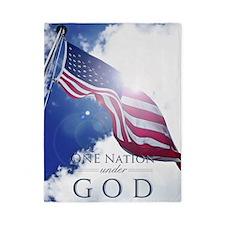 One Nation under God Twin Duvet