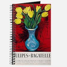 Tulips of Yellow Journal