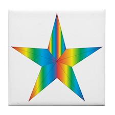 star_ricardo_gladwel_01 Tile Coaster