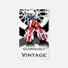 Gloriously Vintage 3'x5' Area Rug