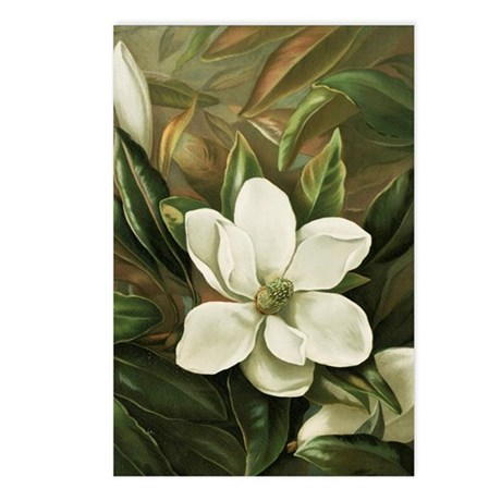 Magnolia Postcards (Package of 8)