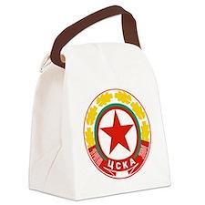 CSKA Sofia Canvas Lunch Bag